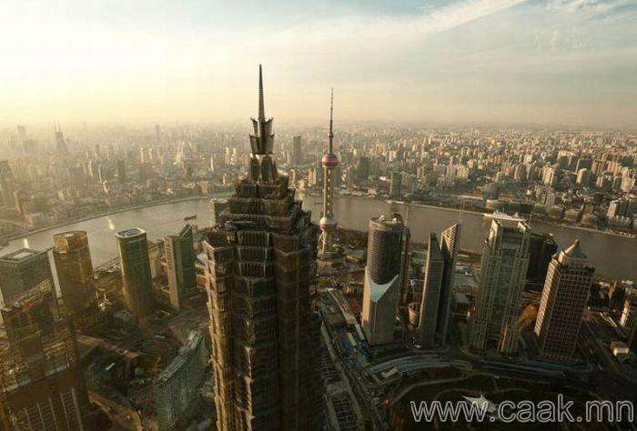 Шанхай. Хятад - 990