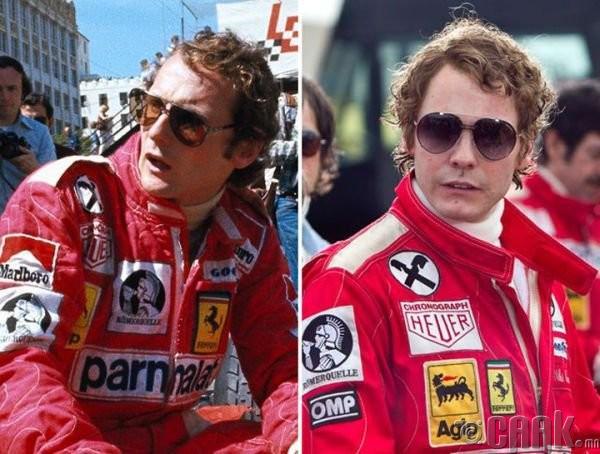 "Ники Лауда (Niki Lauda)- жүжигчин Даниэль Брюль (Daniel Brühl) ""Race"""
