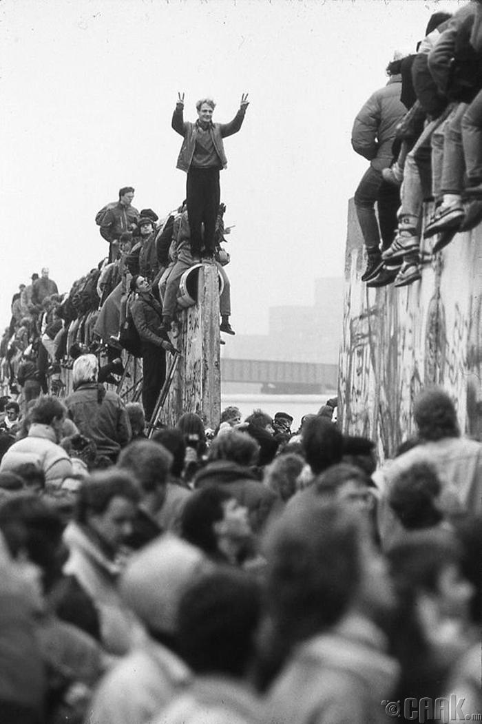 Берлин 1989 он