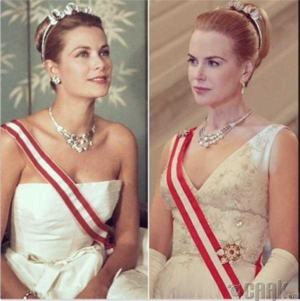 "Грейс Келли (Grace Kelly)- жүжигчин Николь Кидман (Nicole Kidman) ""The Princess of Monaco"""