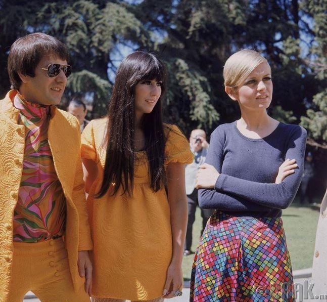 1967 онд Лос Анжелес хотноо Сонни, Шер нар үдэшлэгт оролцохоор хүрэлцэн ирсэн байгаа нь