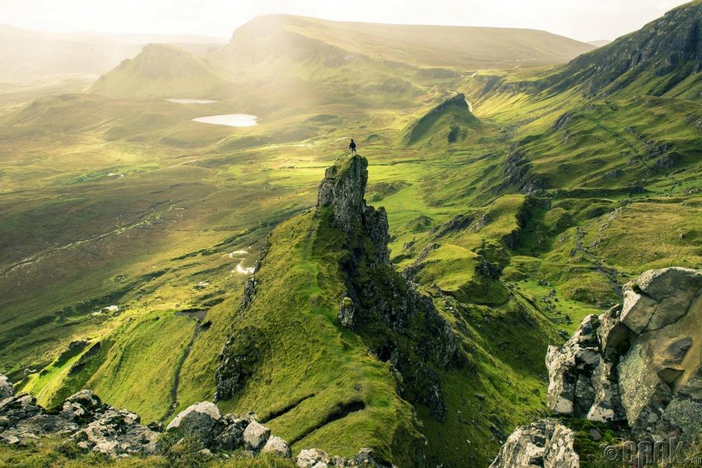 """Skye"" арал, Шотланд улс"