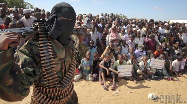 Сомаличууд өөрөөсөө өөр хэнд ч итгэдэггүй