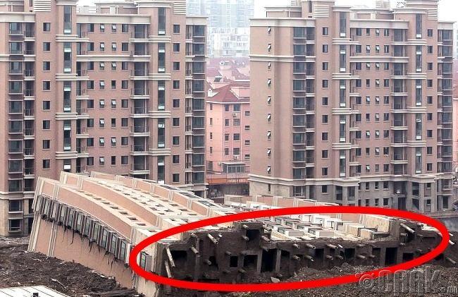 Олон давхар барилга нурсан нь