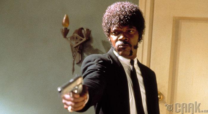 """""""Pulp Fiction"""" - Дахиад """"Юу"""" гэж хэлээд үзээрэй!"""