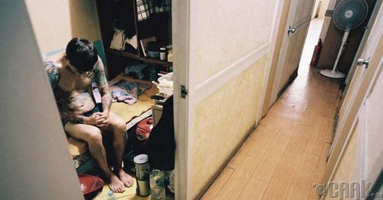 """Сөүлийн ядуусын сууц буюу """"гошивон""""-д амьдрал хэрхэн өрнөдөг вэ?"""