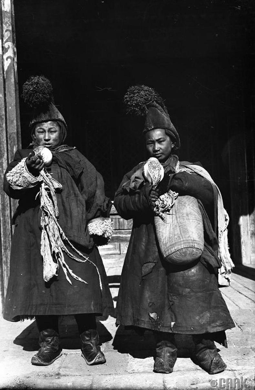 Хүрээний банди нар - 1911 он