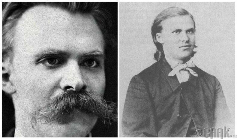 Философич Фридрих Ницше
