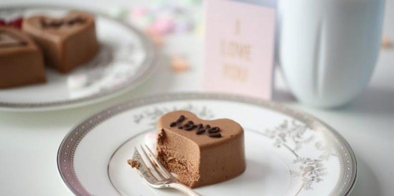Шоколадан мусс