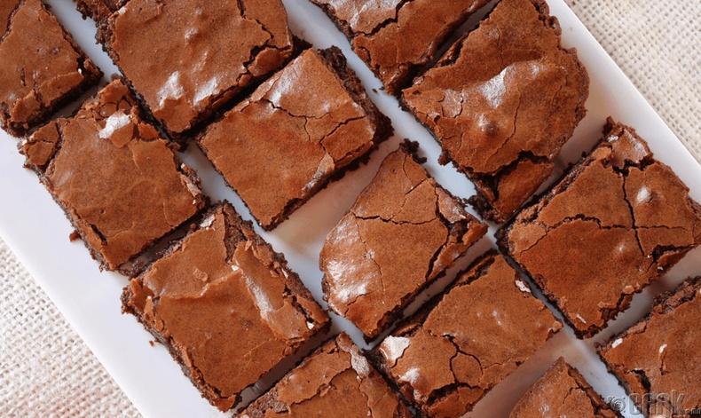Шоколадтай брауни