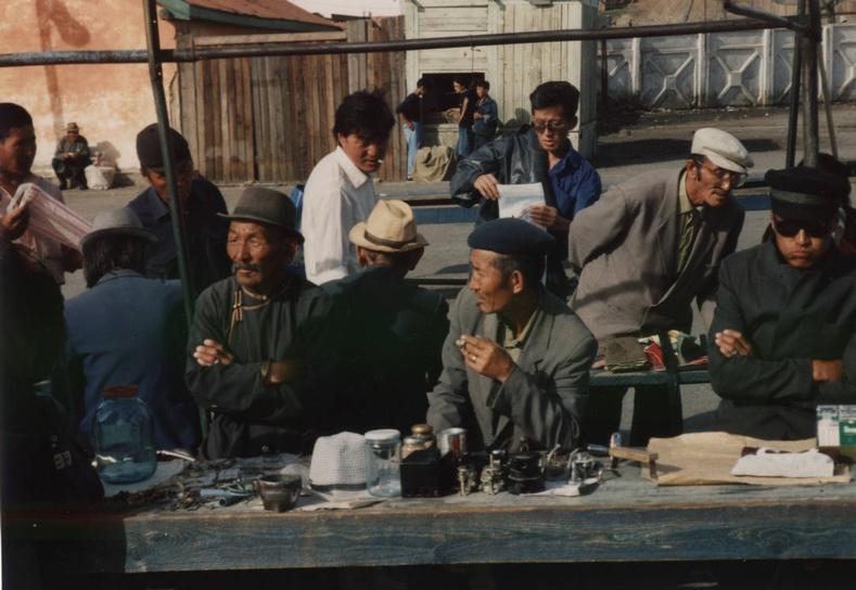 Дэнжийн мянгын зах дээр, 1992