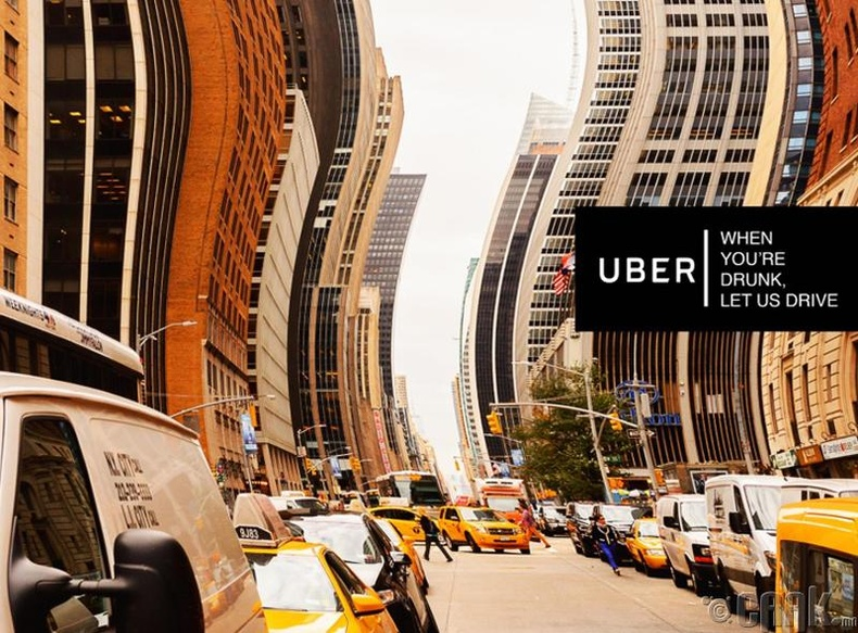 """Дуудлагын унааны """"Uber"""" компани согтуу хэрэглэгчдийг ингэж татжээ"""