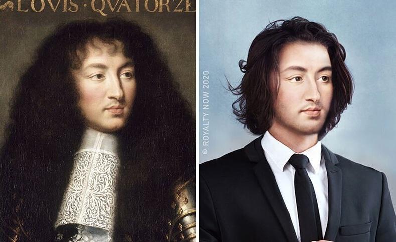 Францын 14-р Луи хаан