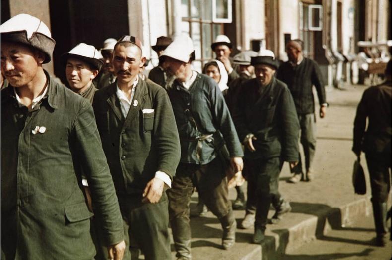 Улаанбаатар дахь казах иргэд, 1964