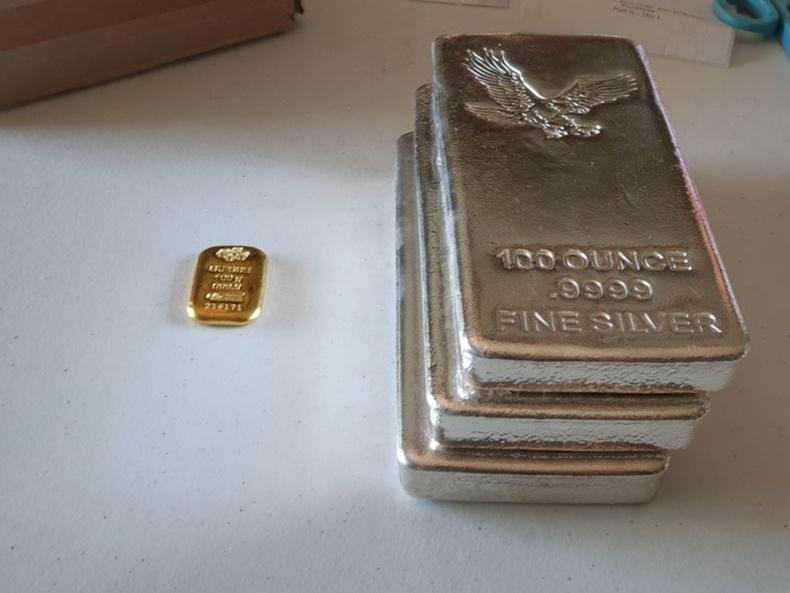 Адилхан 5000 долларын үнэ хүрэх алт ба мөнгө