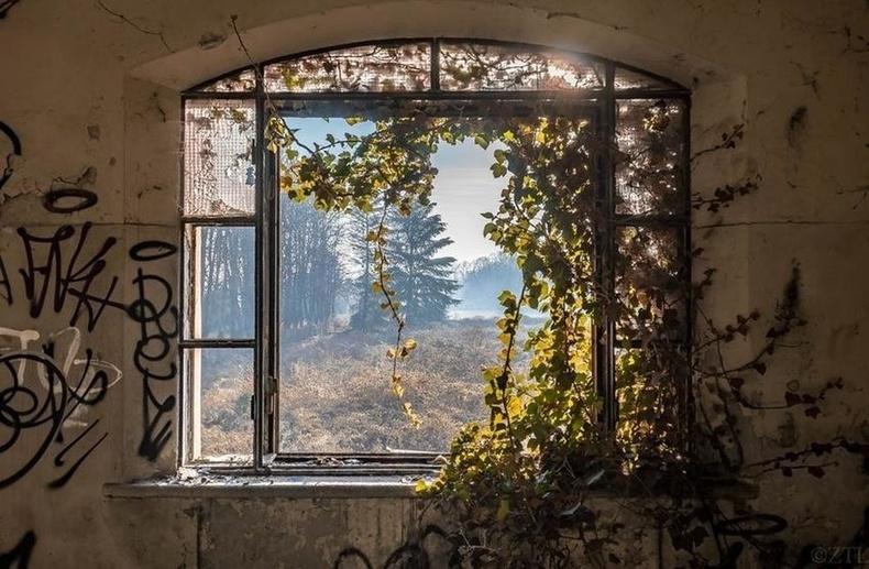 Хаягдсан байшин, Итали