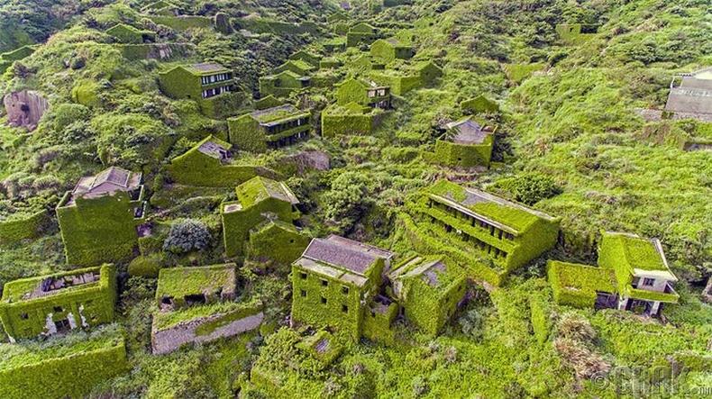 Хуучин загасчлалын тосгон - Хятад