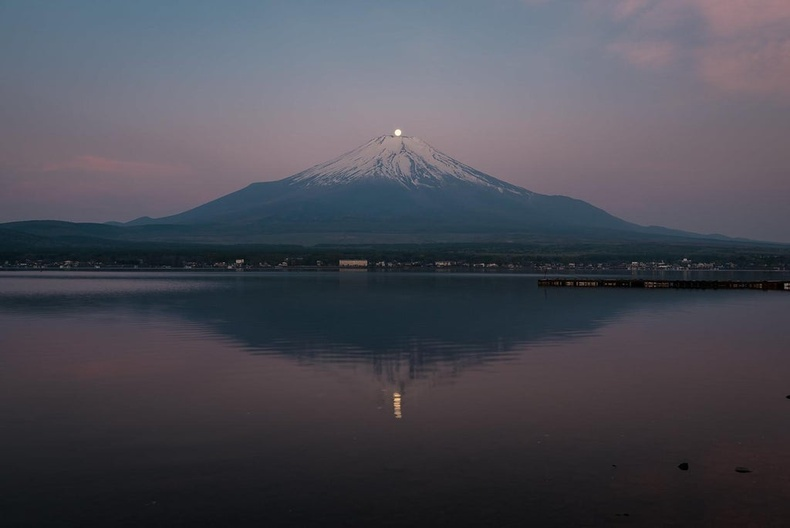 """Энэ ховор үзэгдлийг япончууд """"Фүжи уулын сувд"""" гэж нэрлэдэг"""