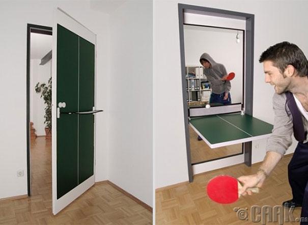 Теннис тоглох зориулалт бүхий ширээ