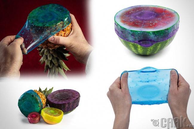 Сунадаг материалтай, жимс шинээр хадгална.