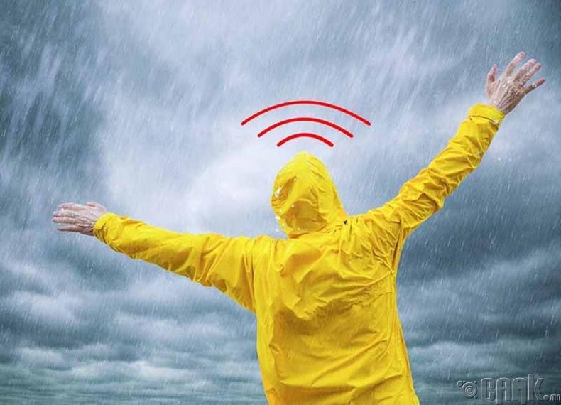Борооны дараа таны орилох илүү сайн сонсогдох болно
