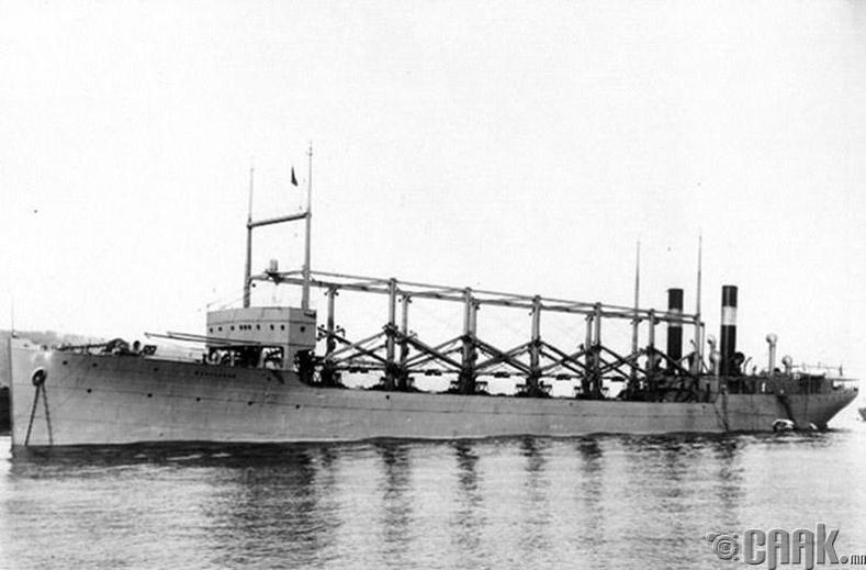 """The USS Cyclops"""