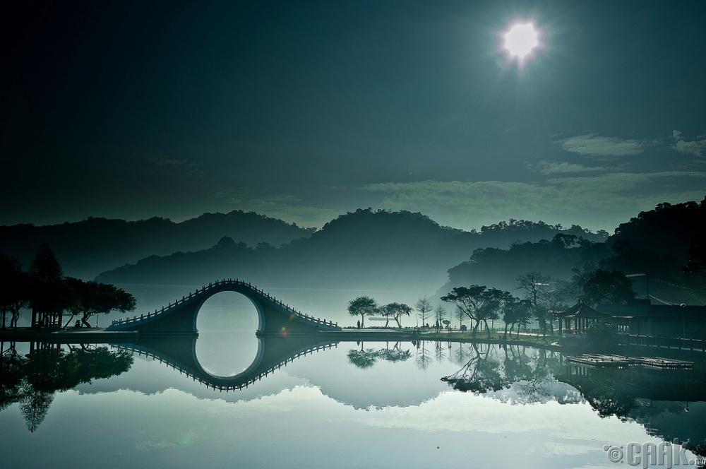 Сарны гүүр, Тайвань улс