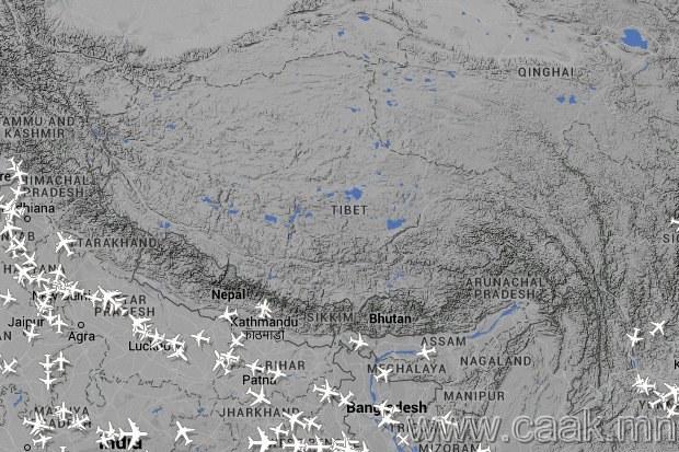Төвд болон Гималай