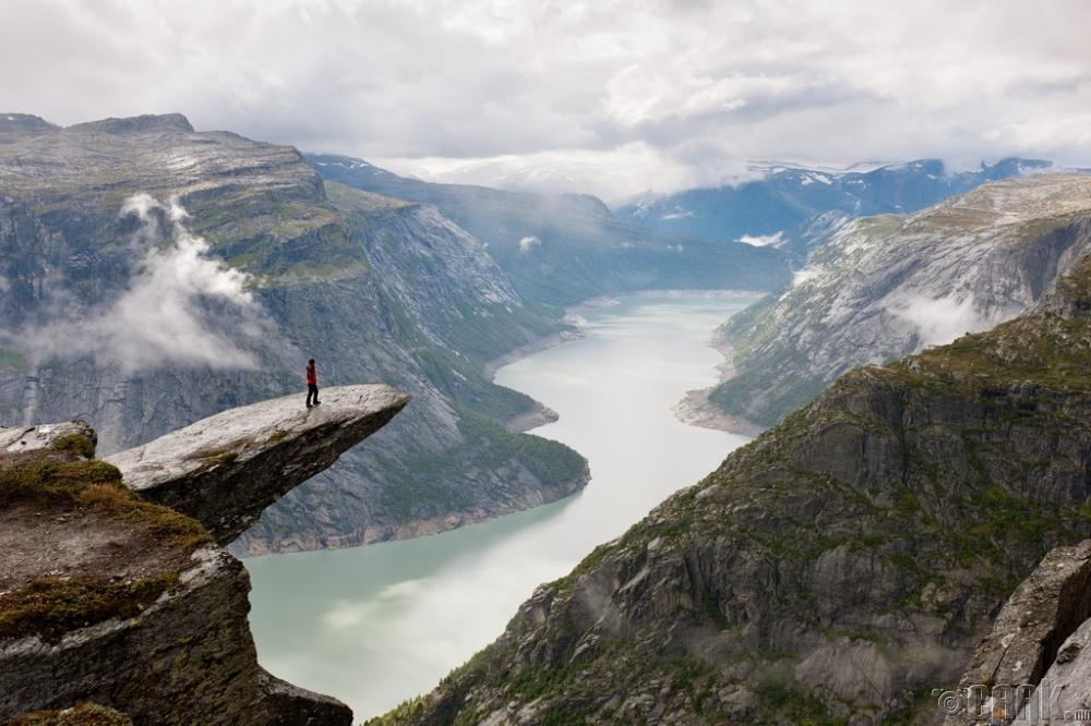 Троллын хэл, Норвеги улс