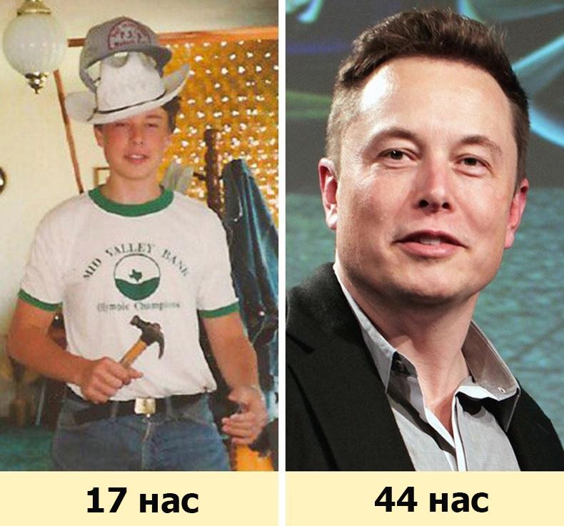 Илон Маск (Elon Reeve Musk) - 21 тэрбум $