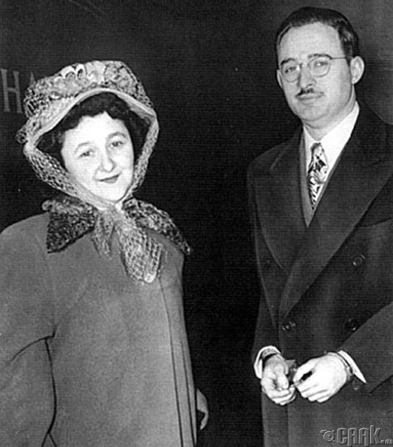 Жулиус болон Этель Розенберг (Julius and Ethel Rosenberg)