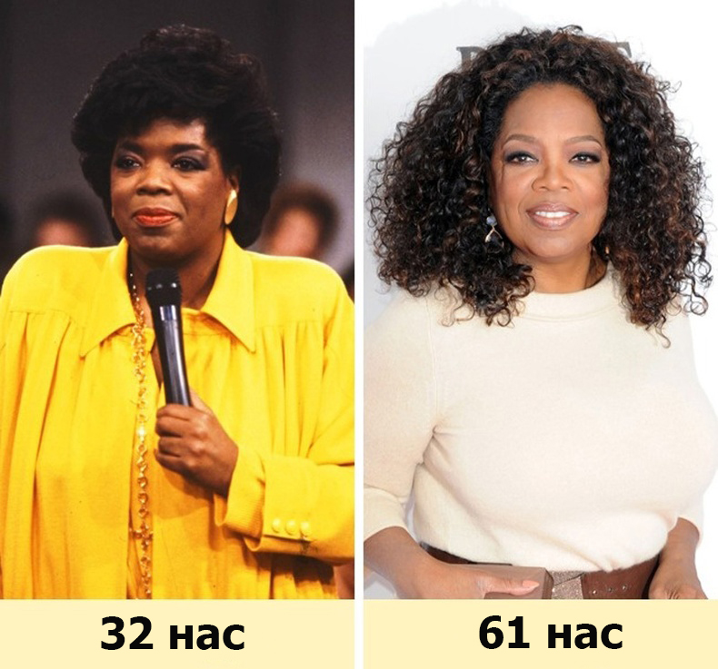 Опра Уинфри (Oprah Winfrey) - 3 тэрбум $