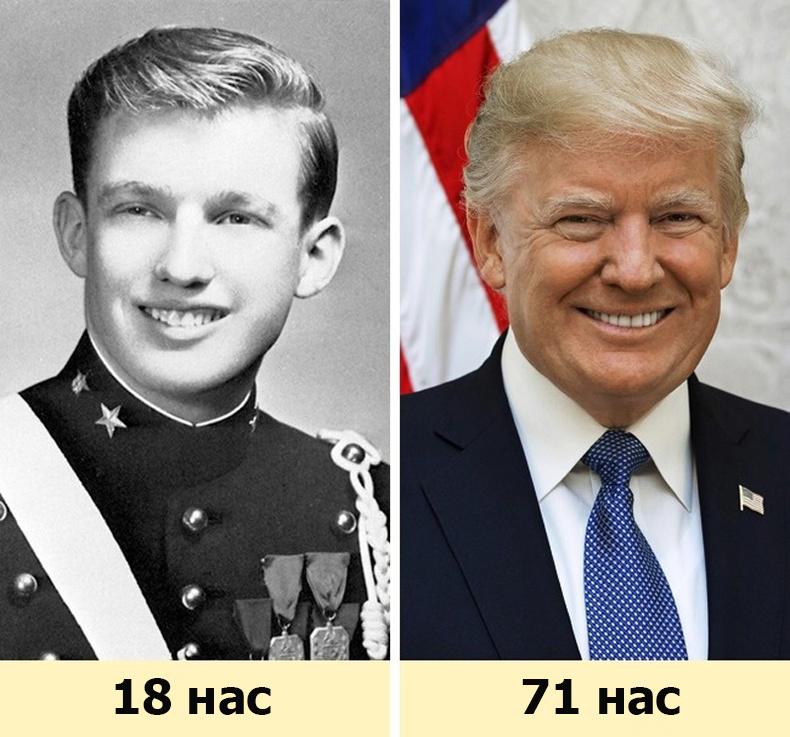 Дональд Трамп (Donald Trump) - 3 тэрбум $
