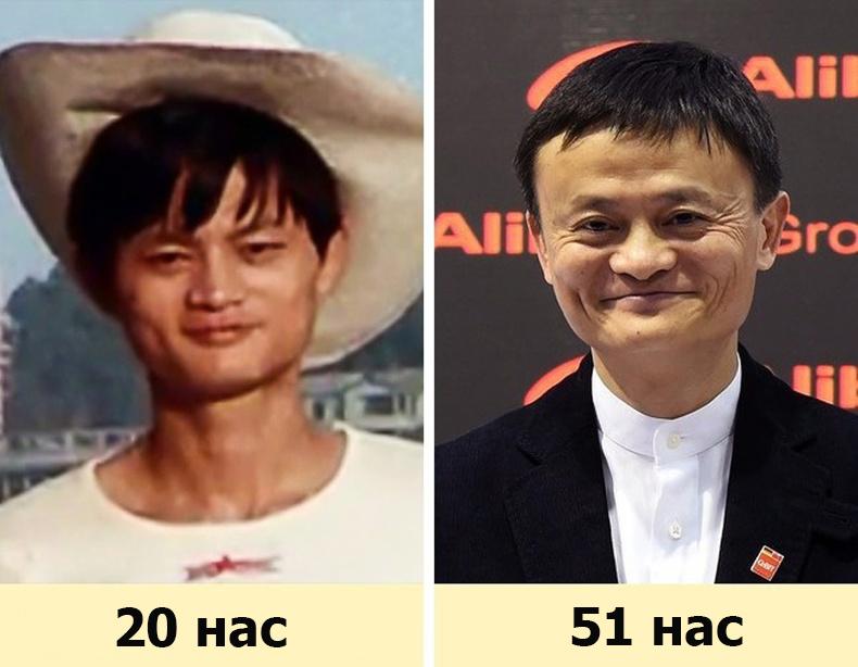 Жек Ма (Jack Ma) - 41 тэрбум $