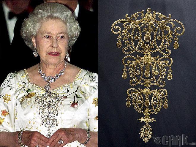 Хатан хаан Мэригийн бэлэг
