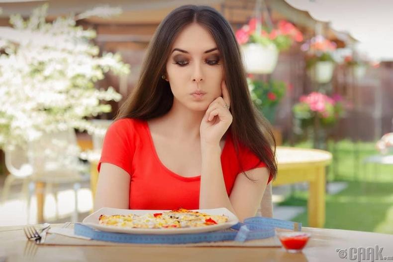 """""""Энэ пицца намайг таргалуулах болов уу?"""""""