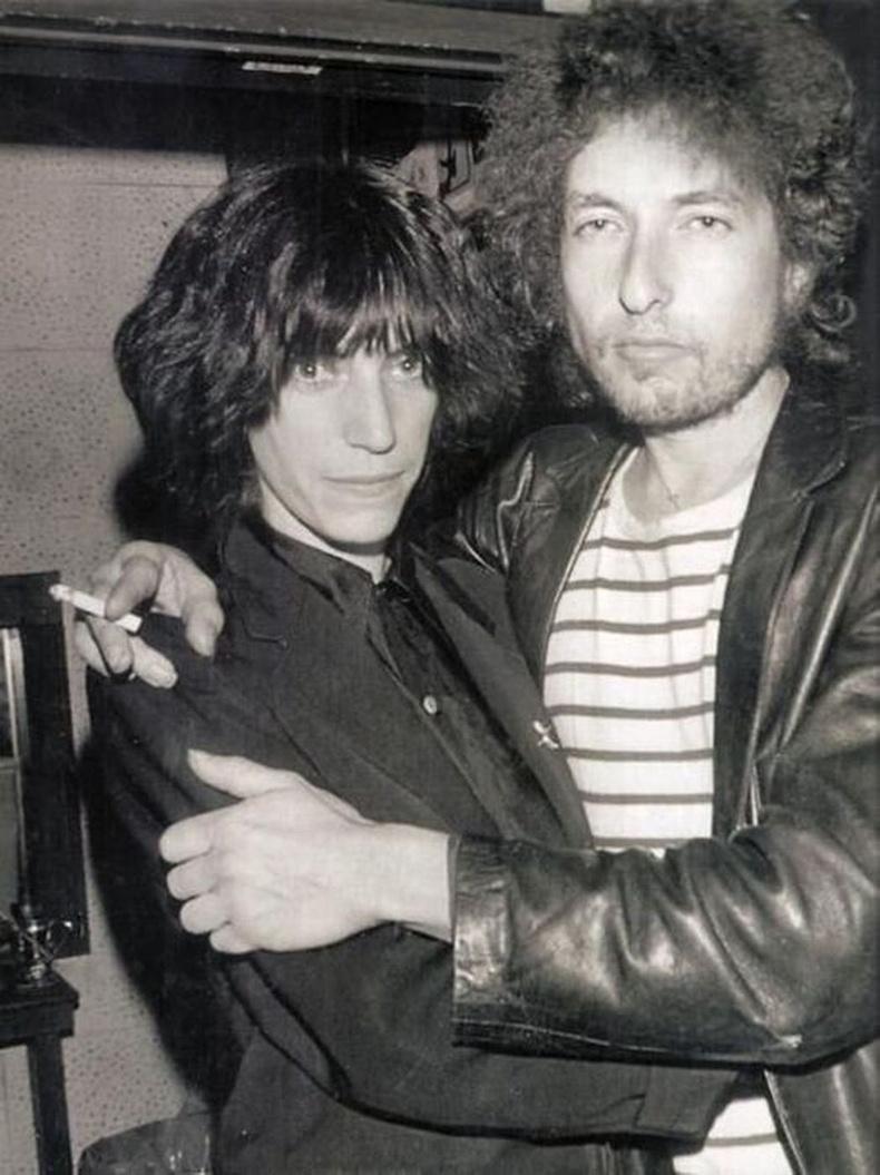 Боб Дилан болон Патти Смит нар.