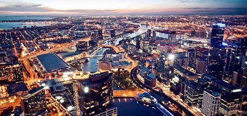 Мельбурн - Австрали