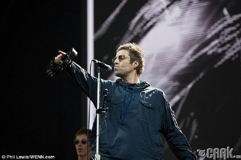 Лиам Галлахар (Liam Gallagher)