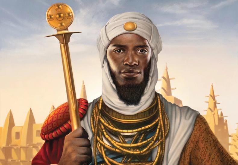 Дэлхийн түүхэн дэх хамгийн баян хүн, домогт хаан Манса Муса гэж хэн байв?