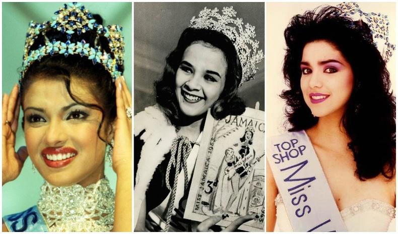 """""""Дэлхийн Мисс"""" тэмцээний үе үеийн хамгийн дуулиантай ялагчид"""