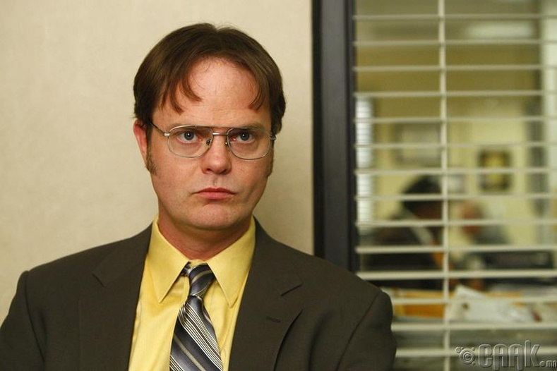 "Дуайт Шрут (Dwight Schrute) ""The Office"""