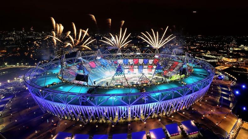 2012 оны Лондонгийн Олимп