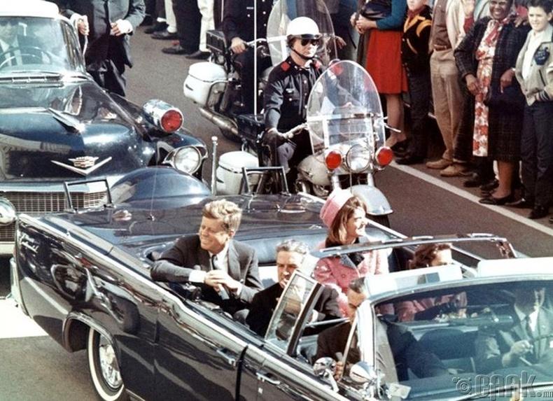 Жон Ф Кенниди (John F. Kennedy)-гийн аллага (1963 он)