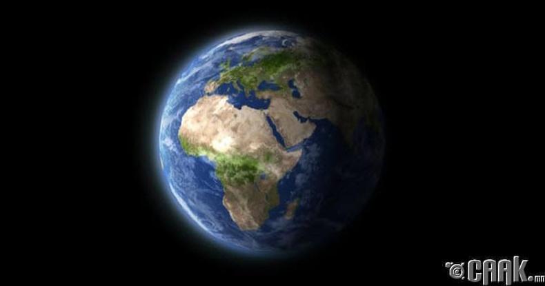 Дэлхий тэнхлэгээ тойрч эргэх хугацаа