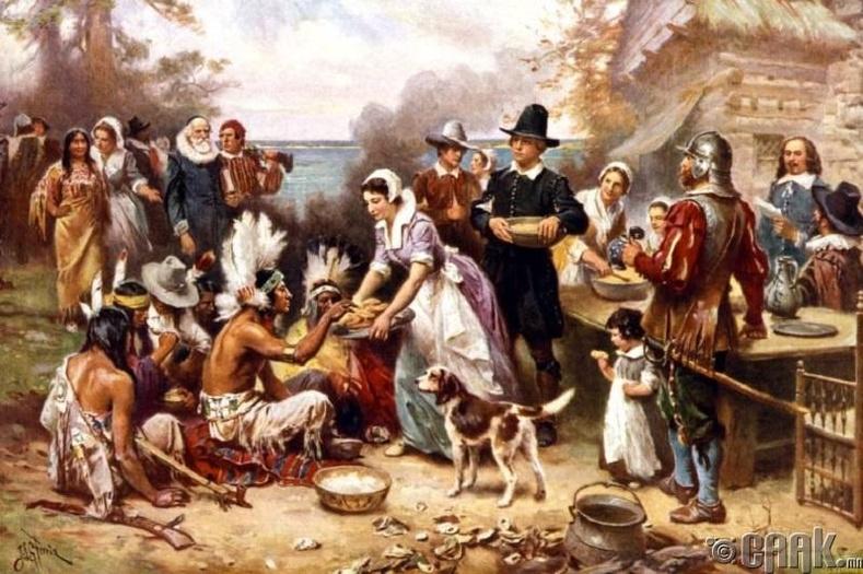 Талархлын баяраар эмгэнэлт явдлыг тэмдэглэдэг
