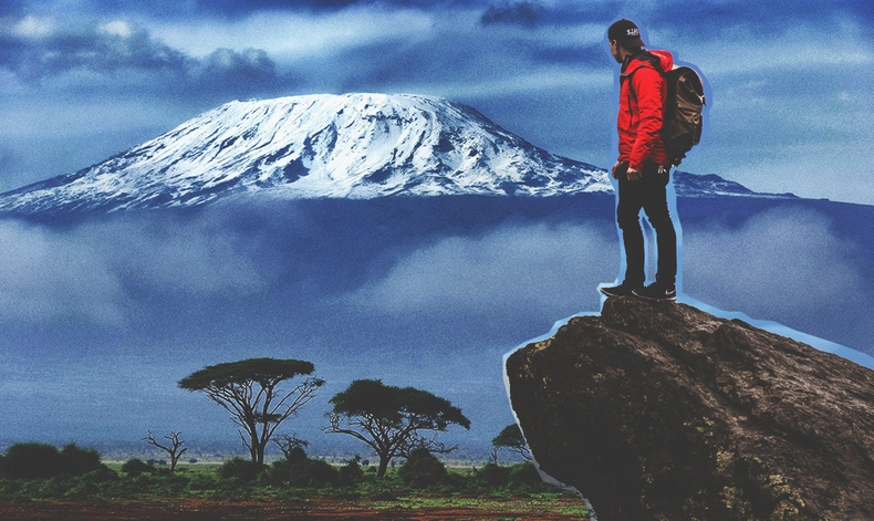 Африкийн хамгийн үзэсгэлэнтэй газраар аялсан нь...