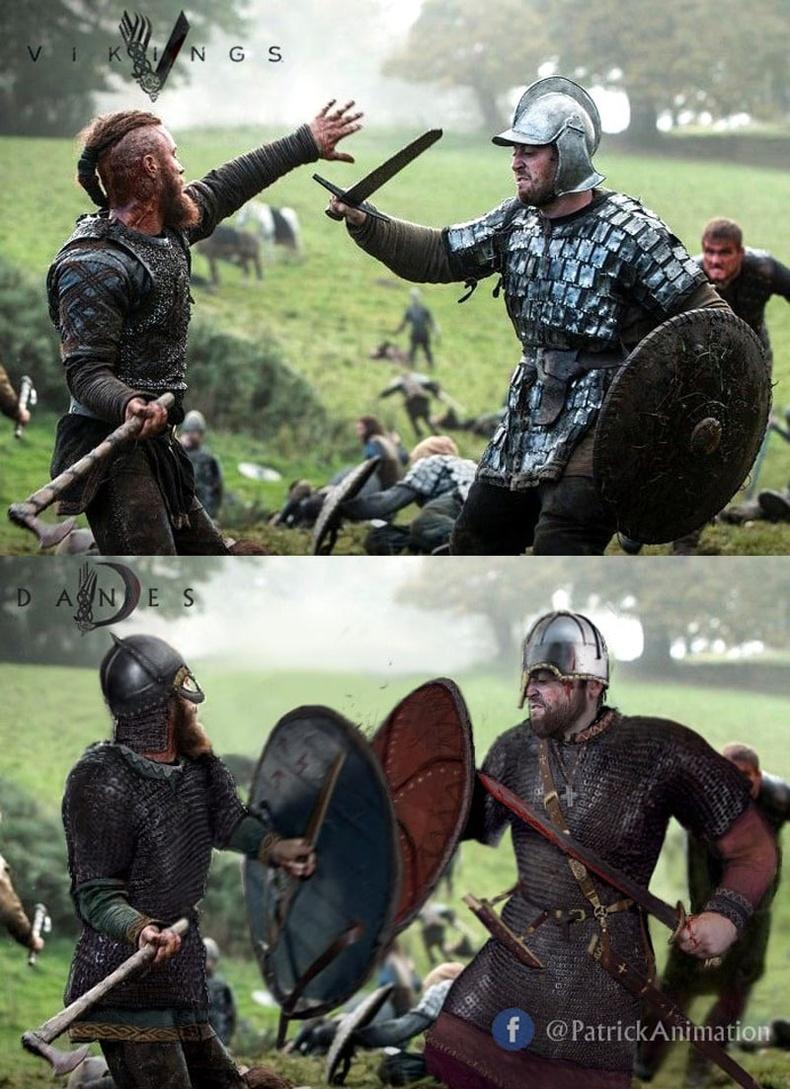 "Викингчүүд - ""Vikings"""