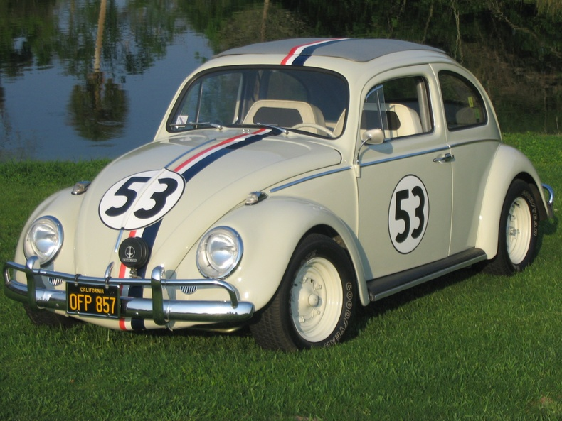 1963 Volkswagen Beetle - Herbie Fully Loaded