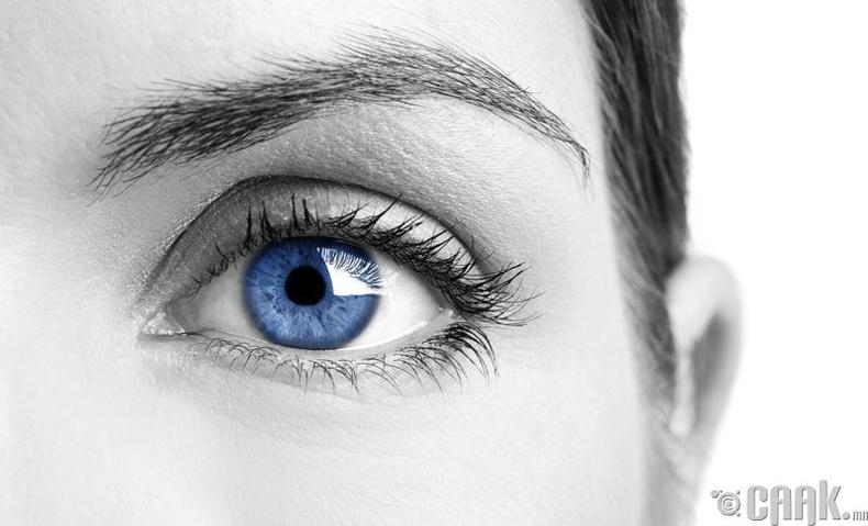 Нүдний харааг сайжруулна